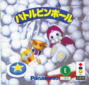 Carátula del juego Battle Pinball (3DO)