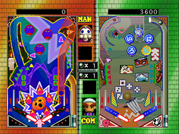 Pantallazo del juego online Battle Pinball (3DO)