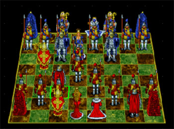 Imagen de la descarga de Battle Chess
