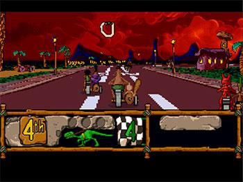 Pantallazo del juego online BC Racers (3DO)