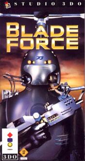 Carátula del juego Blade Force (3DO)