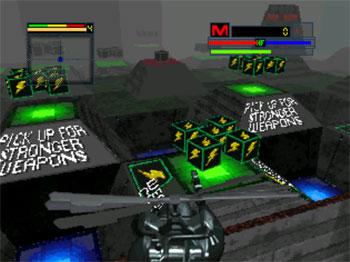 Pantallazo del juego online Blade Force (3DO)