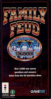 Juego online Family Feud (3DO)