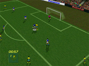 Pantallazo del juego online FIFA International Soccer (3DO)