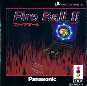 Portada de la descarga de Fire Ball
