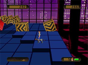 Pantallazo del juego online Gridders (3DO)