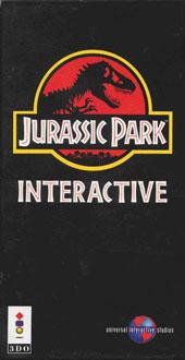 Portada de la descarga de Jurassic Park Interactive