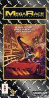 Carátula del juego Mega Race (3DO)