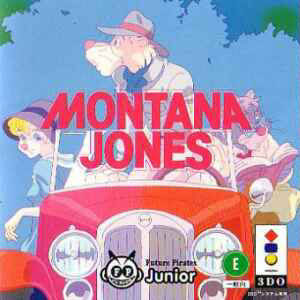 Portada de la descarga de Montana Jones