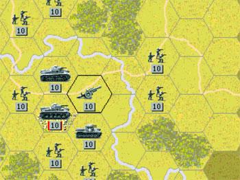 Imagen de la descarga de Panzer General