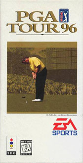 Portada de la descarga de PGA Tour Golf 96