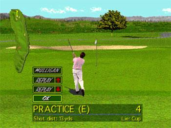 Imagen de la descarga de PGA Tour Golf 96