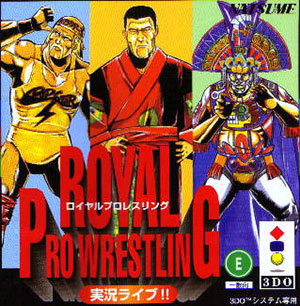 Juego online Royal Pro Wrestling (3DO)