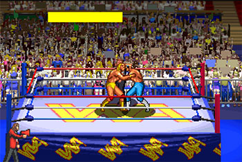 Imagen de la descarga de Royal Pro Wrestling