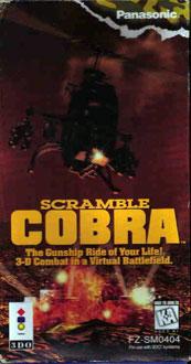 Portada de la descarga de Scramble Cobra