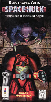 Carátula del juego Space Hulk Vengeance of the Blood Angels (3DO)
