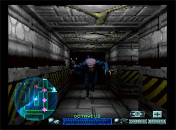 Pantallazo del juego online Space Hulk Vengeance of the Blood Angels (3DO)