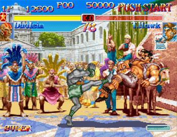 Pantallazo del juego online Super Street Fighter II Turbo (3DO)