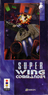 Carátula del juego Super Wing Commander (3DO)