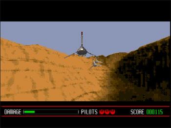 Imagen de la descarga de Star Wars: Rebel Assault