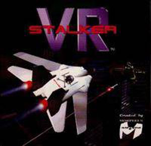 Carátula del juego VR Stalker (3DO)