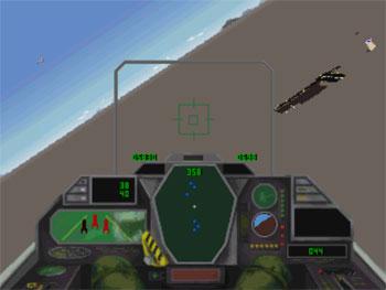 Pantallazo del juego online VR Stalker (3DO)