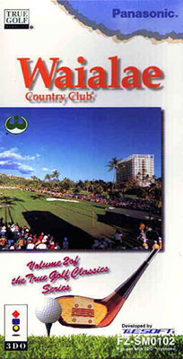 Portada de la descarga de Waialae Country Club