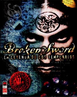 Portada de la descarga de Broken Sword: La Leyenda de los Templarios (ScummVM)