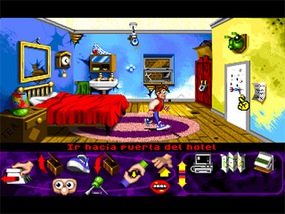 Bud Tucker in Double Trouble (ScummVM)