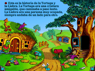 Imagen de la descarga de Aesop's Fables – The Tortoise And The Hare