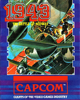 Juego online 1943: The Battle Of Midway (AMIGA)