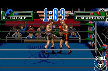Imagen de la descarga de 3D World Boxing