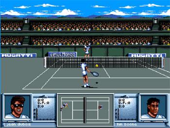 Imagen de la descarga de 3D World Tennis