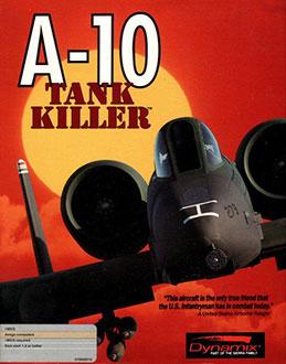 Juego online A-10 Tank Killer (AMIGA)