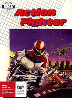 Portada de la descarga de Action Fighter
