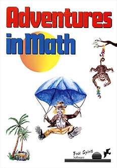 Portada de la descarga de Adventures In Math