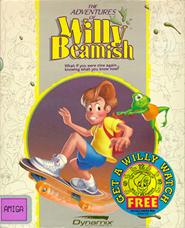 Juego online The Adventures Of Willy Beamish (AMIGA)