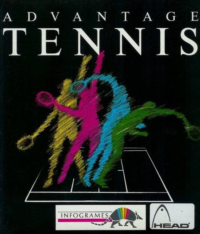 Portada de la descarga de Advantage Tennis
