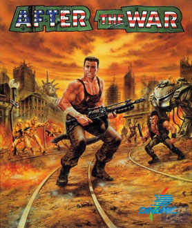 Portada de la descarga de After The War