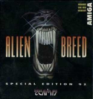 Portada de la descarga de Alien Breed Special Edition 92