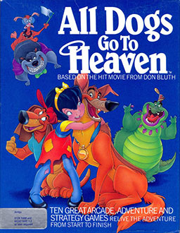 Portada de la descarga de All Dogs Go To Heaven