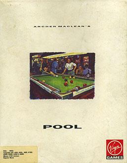 Carátula del juego Archer MacLean's Pool (AMIGA)