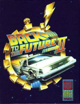 Juego online Back to the Future Part II (AMIGA)