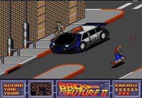 Imagen de la descarga de Back to the Future Part II