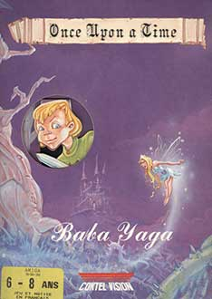 Portada de la descarga de Baba Yaga