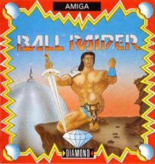 Juego online Ball Raider (AMIGA)