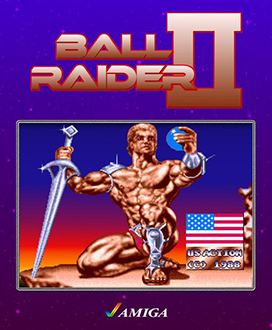 Portada de la descarga de Ball Raider II