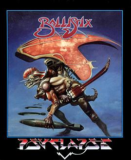 Portada de la descarga de Ballistix