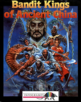 Portada de la descarga de Bandit Kings Of Ancient China