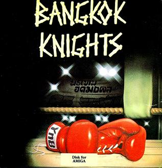 Juego online Bangkok Knights (AMIGA)